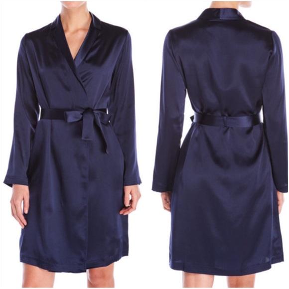 La Perla Other - La Perla Silk Short Robe ba2d11de6